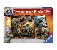 Ravensburger Jurassic World - Fallen Kingdom, 3x49st.