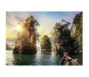 Ravensburger Three rocks in Cheow, Thailand Puzzel (1000 stukjes)