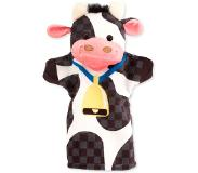 Melissa & Doug handpoppen farm friends 4 dieren