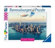 Ravensburger Beautiful Skylines Puzzel New York 1000 Stukjes