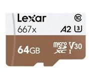 Lexar microSDXC High-Performance 64GB 667x UHS-I