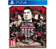 Square Enix Sleeping Dogs: Definitive Limited Edition /PS4