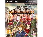 Sony Aegis of Earth: Protonovous Assault (PlayStation 3)