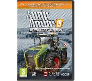 Focus Home Interactive Farming Simulator 19 - Platinum Expansion