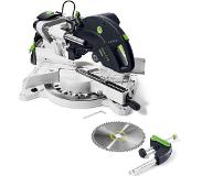 Festool Afkortzaag KS 88 RE KAPEX