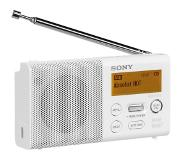 Sony Portable Radio XDR-P1DBP DAB - Wit
