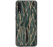 Smartphonehoesjes.nl Design Backcover Samsung Galaxy A50 / A30s hoesje - Wild Bladeren