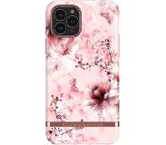 Richmond & Finch Pink Marble Floral - Rose gold de for iPhone 11 Pro Max colourful