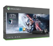Microsoft Xbox One X 1TB + Star Wars
