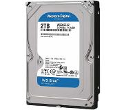 Western Digital HDD Red 2TB 3.5 SATA 6GB/s 256MB