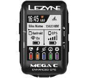 Lezyne Mega Color GPS Fietscomputer
