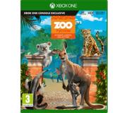 Microsoft Zoo Tycoon: Ultimate Animal Collection | Xbox One