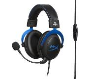 HyperX Cloud Gaming Headset PS4 Blauw