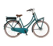 Cortina E-U4 elektrische damesfiets Irish Blue Matt RB8