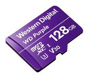 Western Digital Purple 128GB Surveillance microSDXC Class 10
