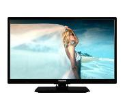 Telefunken L24H506M4V led-tv (60 cm / 24 inch), HD-ready