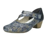 Rieker - Dames Pumps - Blauw