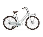 Gazelle Miss Grace 3 - 54 cm - Premium White Transportfiets