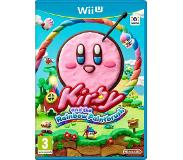 Nintendo Kirby and the Rainbow Paintbrush - Wii U