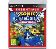 Sega Games Sonic & Sega All-Stars Racing (Essentials) PS3