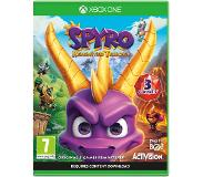 Activision Blizzard Blizzard Spyro Reignited Trilogy, Xbox One video-game Anthologie