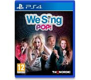 THQNordic THQ Nordic We Sing Pop video-game PlayStation 4 Basis Engels
