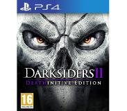 Nordic Games Darksiders II, Deathinitive Edition (PlayStation 4)