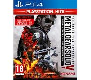 Sony Metal Gear Solid V: The Definitive Experience Playstation Hits, PS4 video-game PlayStation 4