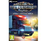 Excalibur American truck simulator - California (PC)