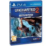 Sony Uncharted 2: Among Thieves Remastered /PS4
