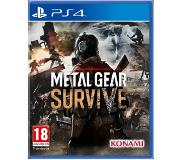 Sony Metal Gear Survive, PS4 video-game PlayStation 4 Basis