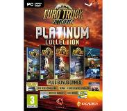PC Euro Truck Simulator 2 Platinum Collection