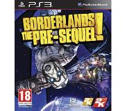 Sony Borderlands: The Pre-Sequel, PS3 video-game Basis PlayStation 3