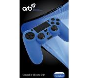 Questcontrol Controller silicon skin blue PS 4 ORB