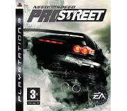 Electronic Arts Need for Speed Prostreet (UK)