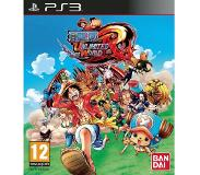 BANDAI NAMCO One Piece Unlimited World Red (#) /PS3