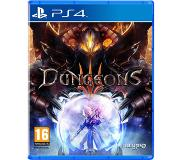 Just for games Dungeons 3 PS4