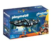 Playmobil PLAYMOBIL: THE MOVIE Robotitron met drone - 70071