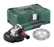 Metabo Haakse Slijper WE 15-125 HD Set 600465510