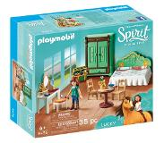 Playmobil - Lucky's Bedroom (9476)