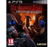Capcom Resident Evil, Operation Raccoon Ci