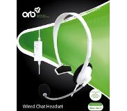 ORB XBOX ONE S - Bedrade Headset - Wit