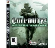 Sony Call of Duty 4: Modern Warfare (PlayStation 3)