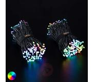Twinkly Lichtketting Twinkly RGB, zwart, 400-lamps 32m