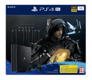Sony Playstation 4 Pro 1TB + Death Stranding