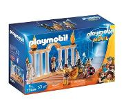 Playmobil - THE MOVIE Emperor Maximus in the Colosseum (70076)