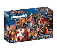 Playmobil Kasteel van de Burnham Raiders PM70221