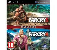 Ubisoft Far Cry 3 + Far Cry 4 (Double Pack)