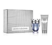 Paco Rabanne Invictus Geschenkset Edt 100ml Shower Gel 100ml Set