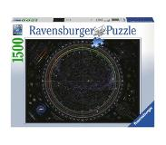 Ravensburger - Puzzle 1500 - Map of the Universe (10216213)